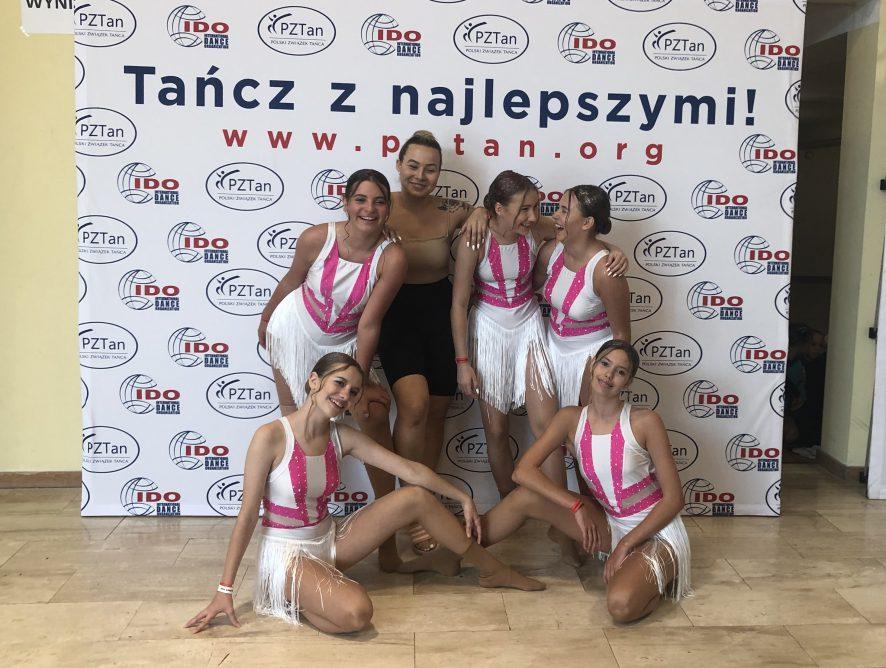 MISTRZOSTWA POLSKI IDO Jazz Dance i Modern Dance Ossa 2020 JUŻ ZA NAMI!
